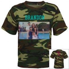 Brandon's 5th B-day shirt.