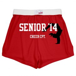 Senior Cheer CPT Shorts