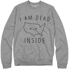 Cozy And Dead Inside America