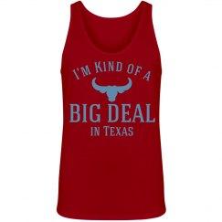 A Big Deal in Texas