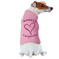 Mommy's Puppy Valentine