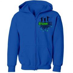 Groove Kid Zip Hoodie
