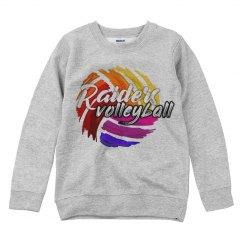 Youth Raiders Volleyball Sweatshirt