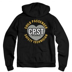 CPST Midweight Zip-up
