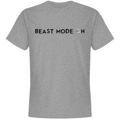 Beast mode: on - Men's