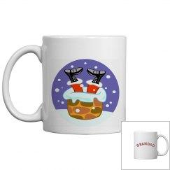 Grandads Christmas Mug