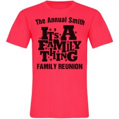 Neon Family Reunion Thing