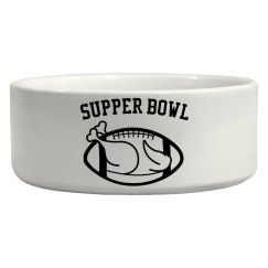 Supper bowl