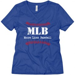 MLB Moore Lions Baseball