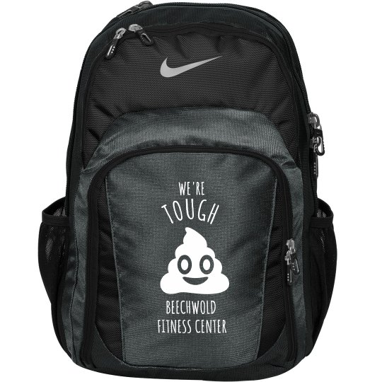 fe719f3ffb6d We re Tough Gym Bag Nike Premium Performance Backpack Bag