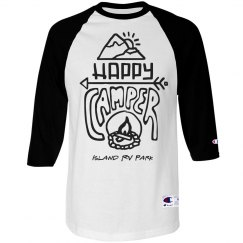 Mens Happy Camper