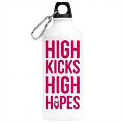 High Kicks High Hopes Bottle