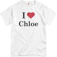 I love Chloe