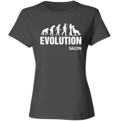 Funny Evolution Salon Shirt
