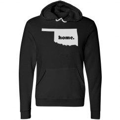 Oklahoma home state hoodie