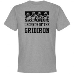 Legends Of The (Fantasy Football) Gridiron T-Shirt