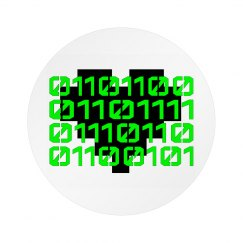 Binary Love Button