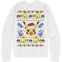 An Ugly Pika Christmas