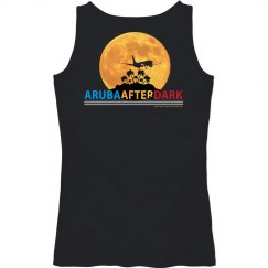Aruba After Dark Excl By KAD | Womens Semi-Ft Back Logo