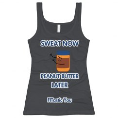 Sweat Now PB Later