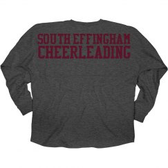 South Effingham Cheerleading Jersey