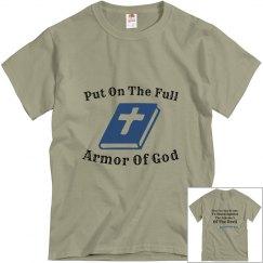 Ephesians 6:11 Shirt