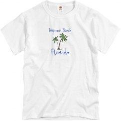 Neptune Beach Florida.