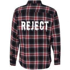 Flannel Grunge Reject