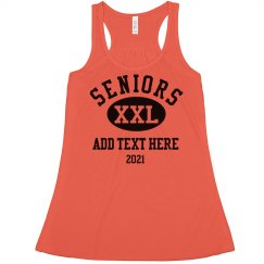 Custom Seniors Trendy Crop
