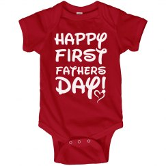 Happy 1st Fathers Day!
