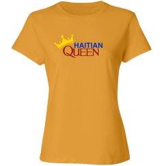 Haitian Queen Tee