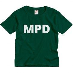 MPD Youth Camo Tee