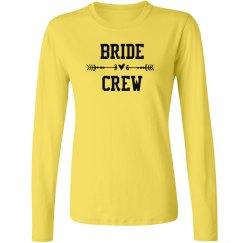 Bride Crew Tshirt