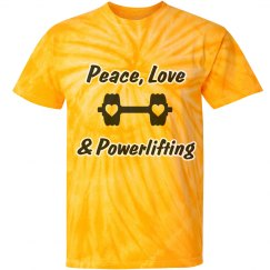 Peace, Love, PowerLifting