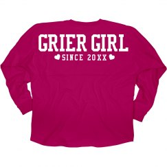 Grier Girl Fandom Tees Custom