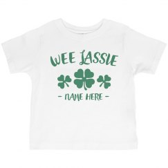 Wee Lassie Tee