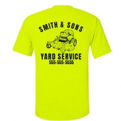 Yard Service Landscaping