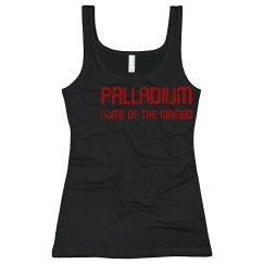 Palladium Tank Black