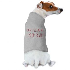 Dog Poops Easily