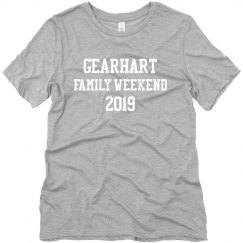 Gearhart Family Weekend Ladies T