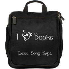 I love Books - Faerie Song Saga