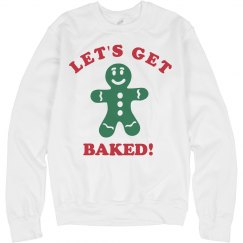 Let's Get Baked Christmas