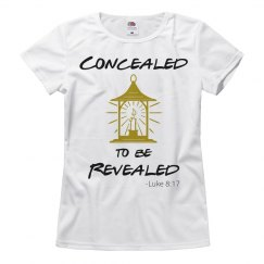 Concealed to be Revealed