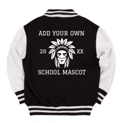 Custom Mascot Youth Jacket