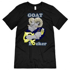 NAVY GoatLocker t-shirt