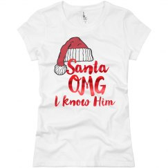 I know Santa