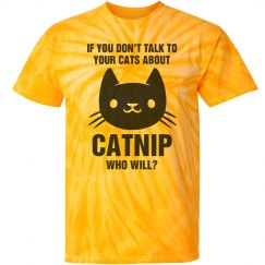 Talk to Cats About Catnip