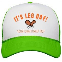 Turkey Trot Leg Day Design