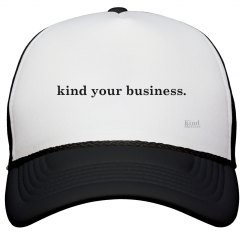 Kind Your Business hat