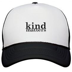Kind Matters hat